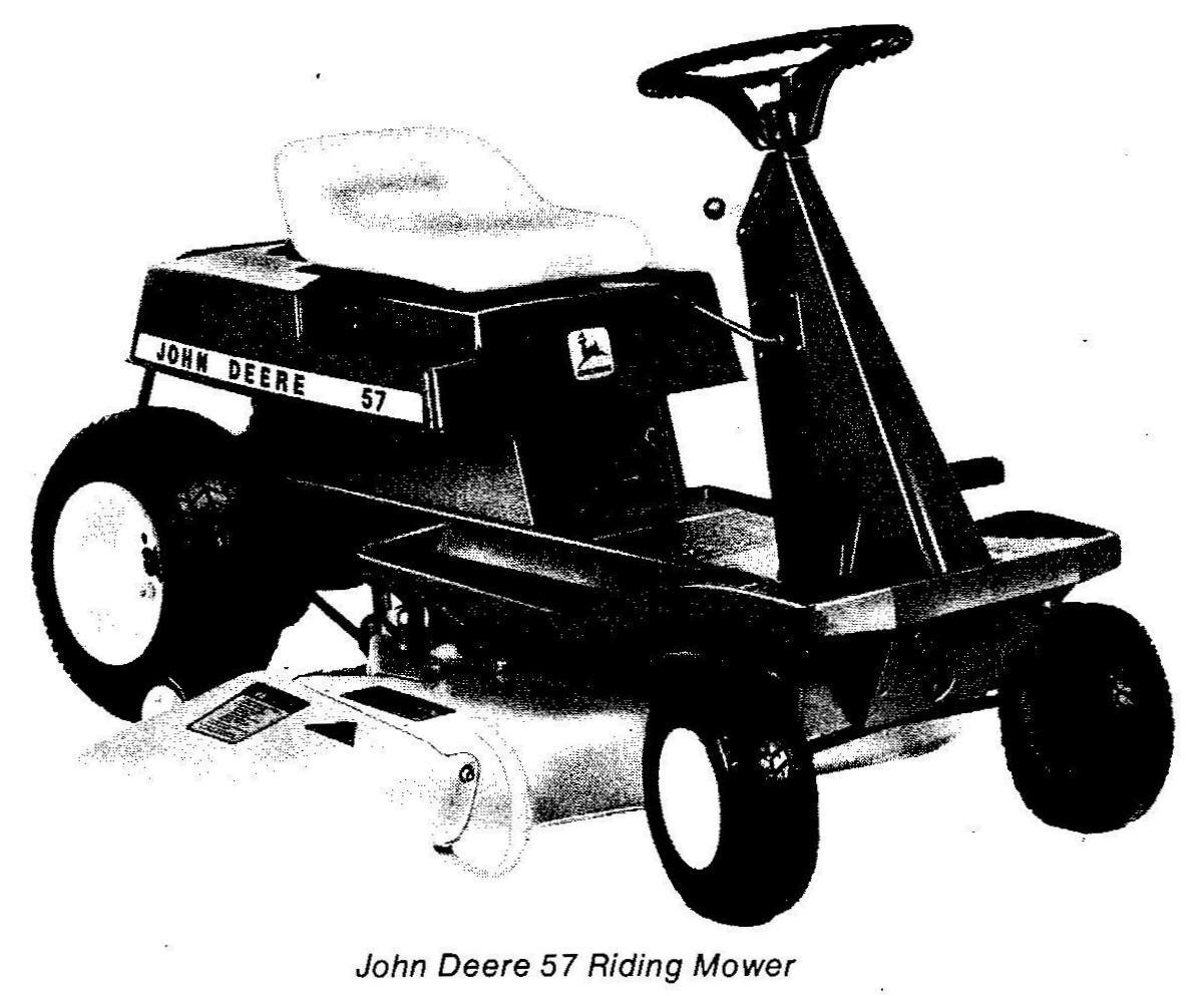 The Dale Maley Family Web Site Saving the John Deere 57 – John Deere Push Mower Engine Diagram